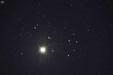 Venus In The Pleiades