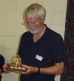 2013 winner Bill Beere